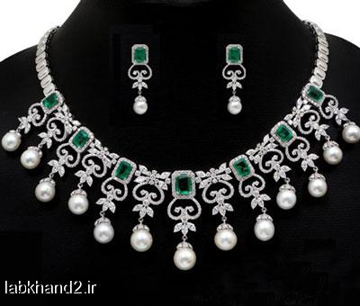 جواهرات و زیورالات عروس