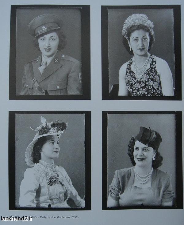 عکسهای قدیمی و کمیاب زنان و مردان ایرانی