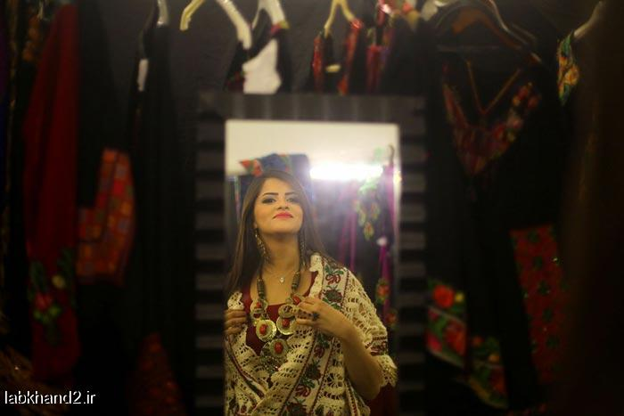 اولین شوی لباس در غزه با حضور زنان عرب